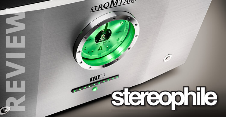 Stereophile's show report about Stromtank at Rocky Mountain Audio Festival 2018