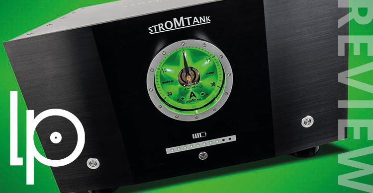 LP review of Stromtank S2500